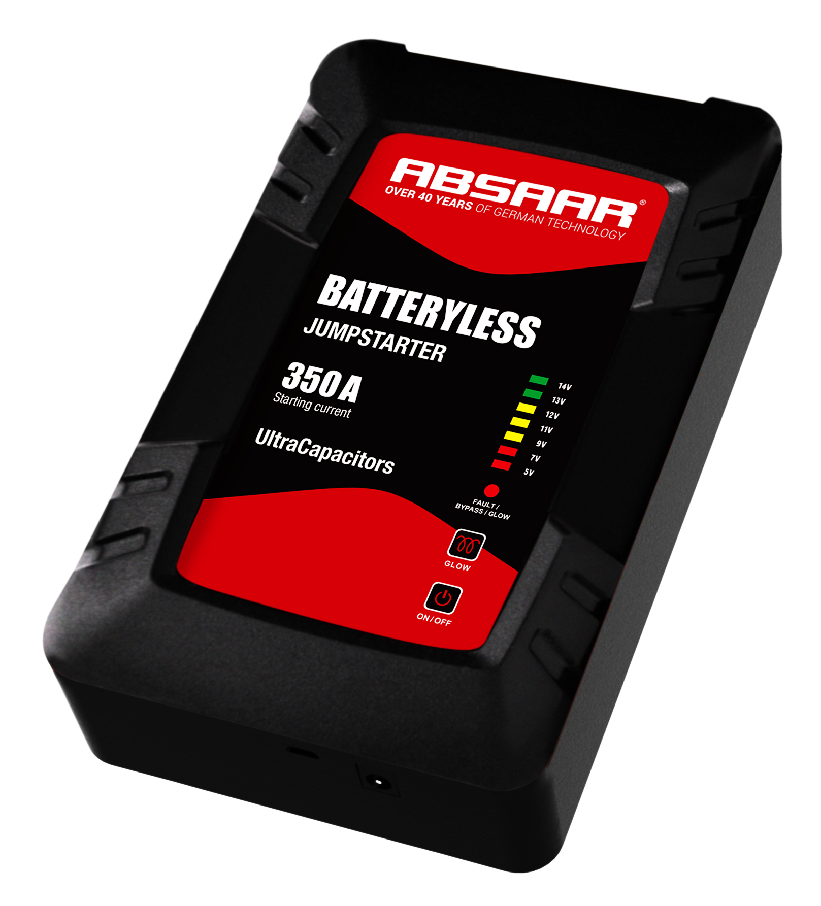 batteryless jumpstarter