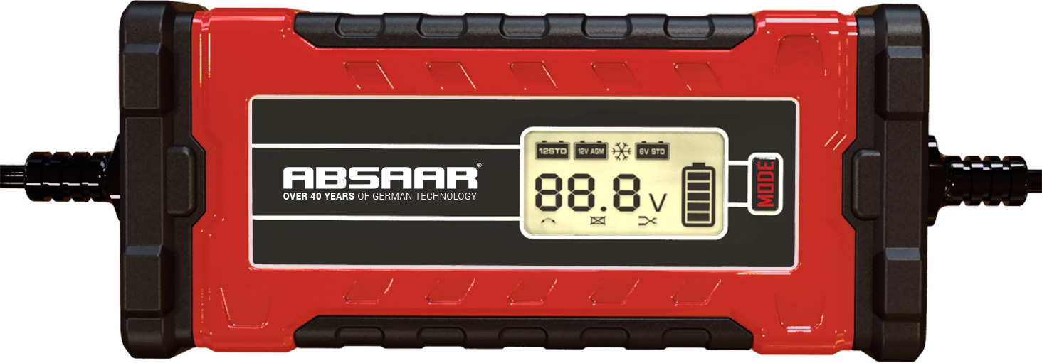 absaar pro charger big mod