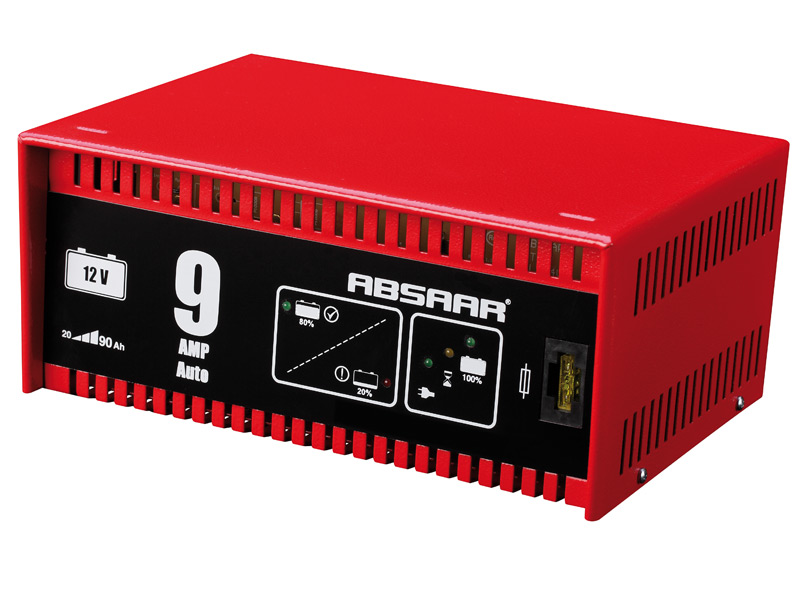 Absaar 9 Amp 12v Electronic 0120901132